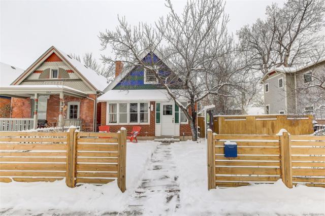 3346 W 30th Avenue, Denver, CO 80211 (MLS #3550307) :: 8z Real Estate