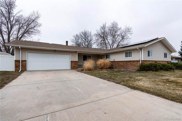2235 27th Avenue, Greeley, CO 80634 (MLS #3550735) :: 8z Real Estate