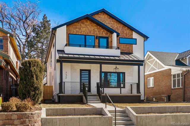 732 S Gilpin Street, Denver, CO 80209 (#3550929) :: Re/Max Structure