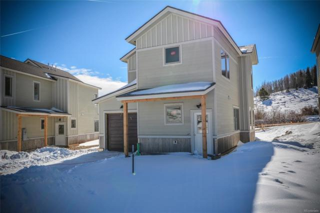 163 Haymaker Street #16, Silverthorne, CO 80498 (MLS #3551341) :: Bliss Realty Group