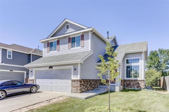 2158 Blue Wing Drive, Johnstown, CO 80534 (#3551736) :: The City and Mountains Group