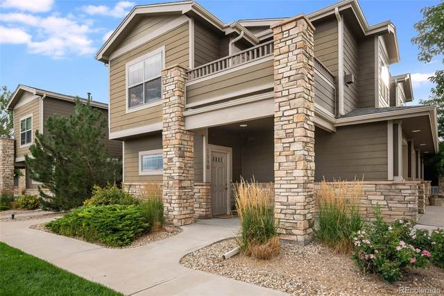 4101 Crittenton Lane #109, Wellington, CO 80549 (MLS #3552134) :: 8z Real Estate