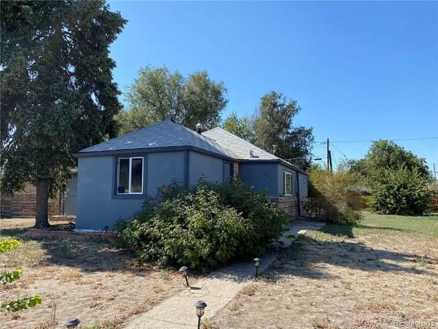 1995 Yosemite Street, Denver, CO 80220 (#3552594) :: Bring Home Denver with Keller Williams Downtown Realty LLC