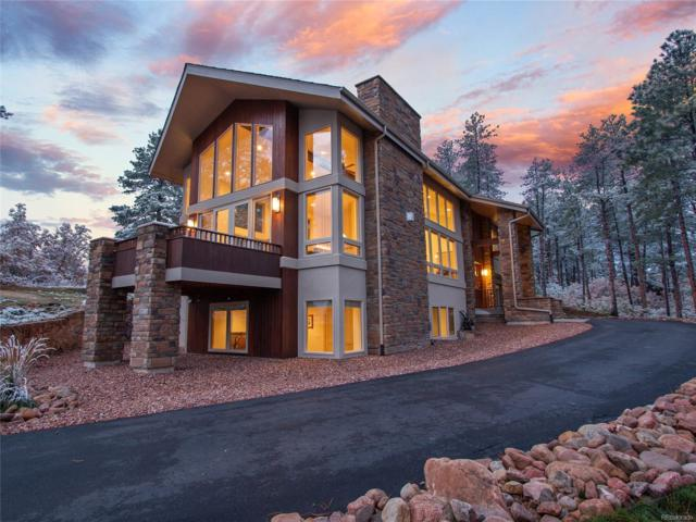 7977 Monarch Road, Larkspur, CO 80118 (#3552749) :: Bicker Realty