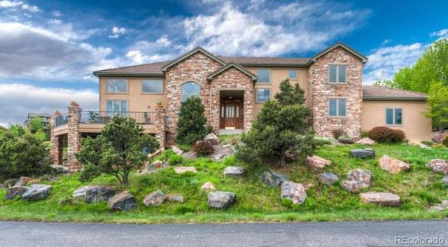 16454 Willow Wood Court, Morrison, CO 80465 (#3552818) :: The Galo Garrido Group