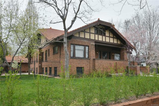 791 Saint Paul Street, Denver, CO 80206 (#3553032) :: The Peak Properties Group