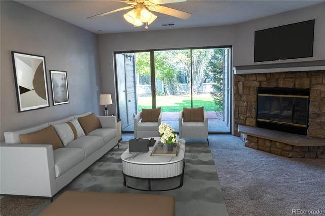 3600 S Pierce Street 7-104, Lakewood, CO 80235 (#3553794) :: Mile High Luxury Real Estate