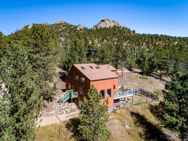 207 Cumberland Gap Road, Nederland, CO 80466 (#3554068) :: The DeGrood Team