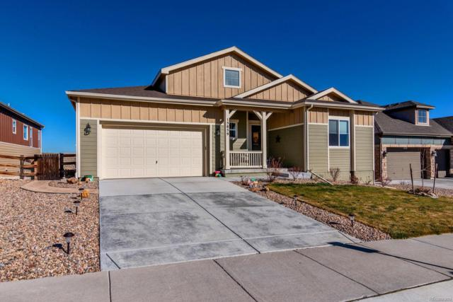 15859 W 83rd Place, Arvada, CO 80007 (#3554118) :: House Hunters Colorado