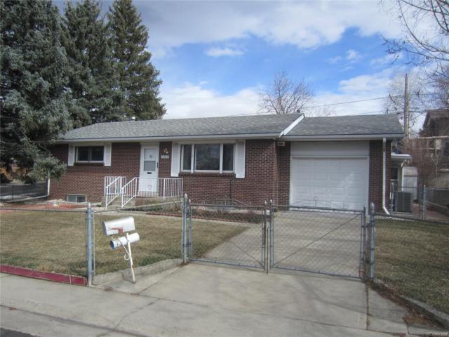 7664 Newland Street, Arvada, CO 80003 (#3554275) :: The Peak Properties Group