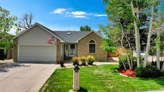 3221 Belmont Avenue, Evans, CO 80620 (MLS #3554436) :: Kittle Real Estate