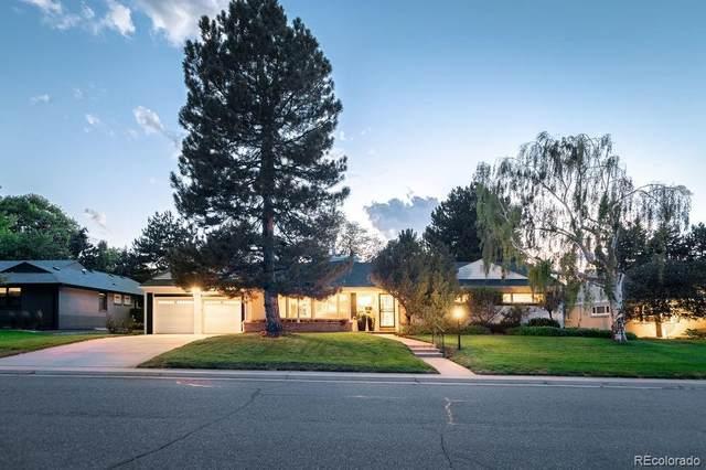 955 S Jackson Street, Denver, CO 80209 (MLS #3554933) :: 8z Real Estate