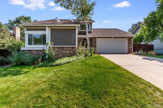 8240 S Locust Way, Centennial, CO 80112 (MLS #3554991) :: 8z Real Estate