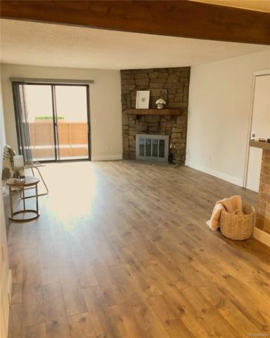 3315 S Ammons Street #105, Lakewood, CO 80227 (MLS #3555045) :: 8z Real Estate