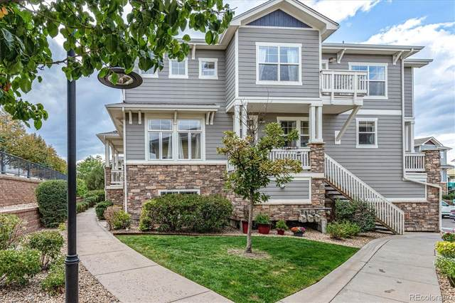 9581 Pearl Circle #101, Parker, CO 80134 (#3555097) :: The HomeSmiths Team - Keller Williams