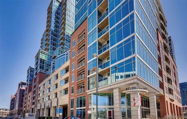 1700 Bassett Street #402, Denver, CO 80202 (#3555347) :: Venterra Real Estate LLC