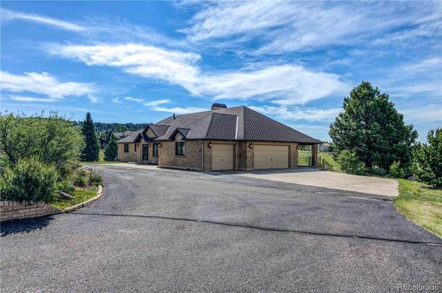 1099 Caribou Drive, Monument, CO 80132 (MLS #3555658) :: 8z Real Estate