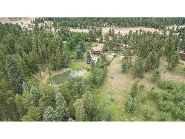 27734 Fawn Drive, Conifer, CO 80433 (MLS #3555673) :: 8z Real Estate