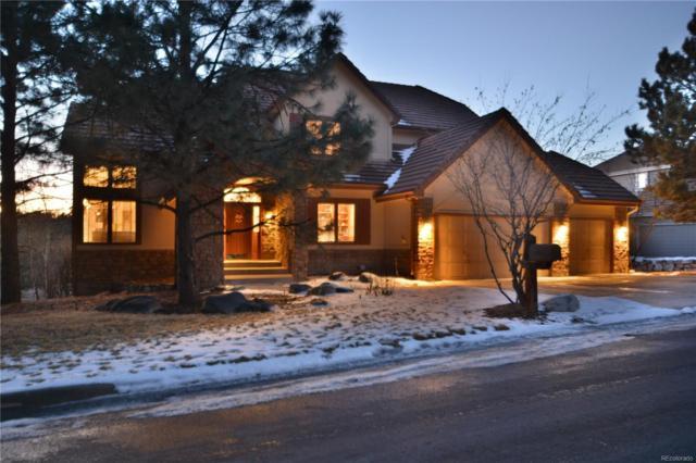834 Good Hope Drive, Castle Rock, CO 80108 (#3555706) :: The Peak Properties Group