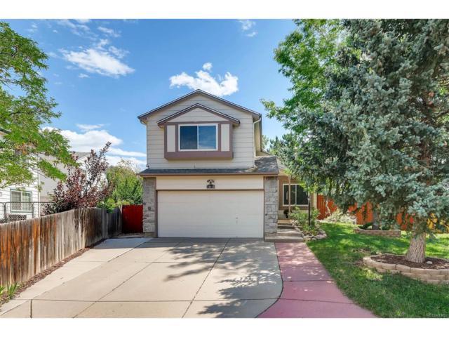 10418 Christa Circle, Littleton, CO 80125 (MLS #3555783) :: 8z Real Estate