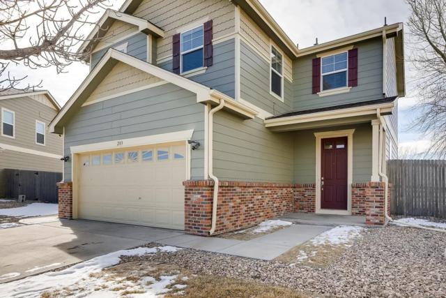 203 Shenandoah Way, Lochbuie, CO 80603 (MLS #3555888) :: 8z Real Estate