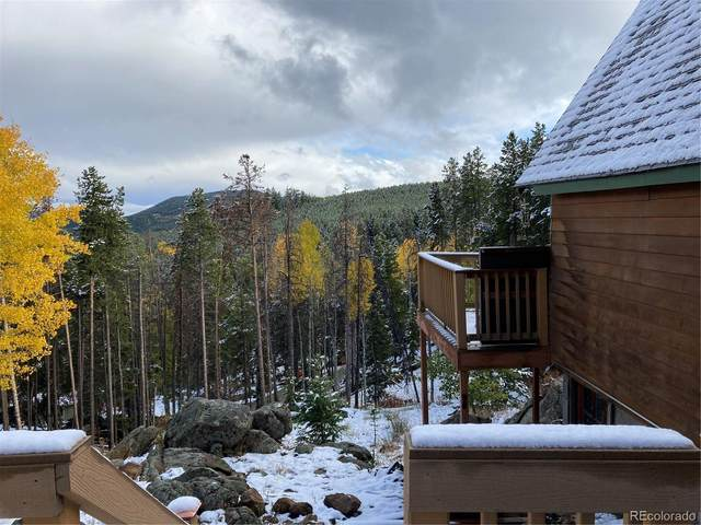 46 Creek Trail, Evergreen, CO 80439 (#3555940) :: You 1st Realty