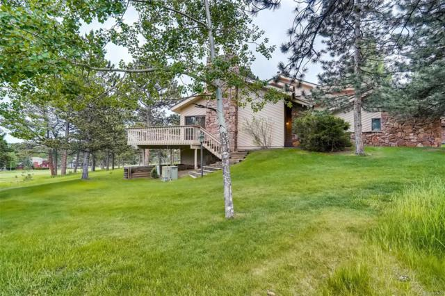 2290 Augusta Drive, Evergreen, CO 80439 (#3556173) :: Compass Colorado Realty
