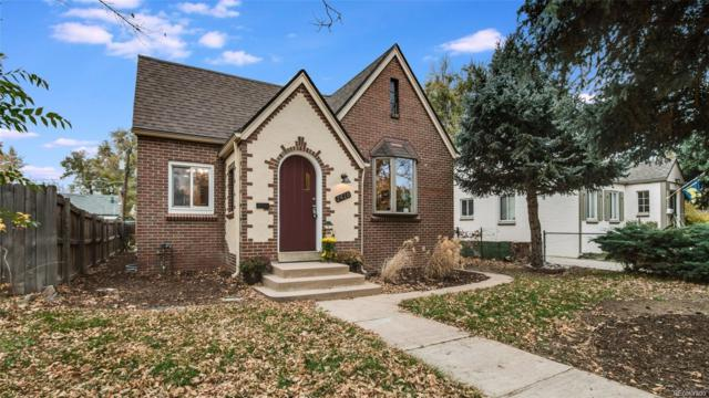 1410 Glencoe Street, Denver, CO 80220 (#3557632) :: Wisdom Real Estate