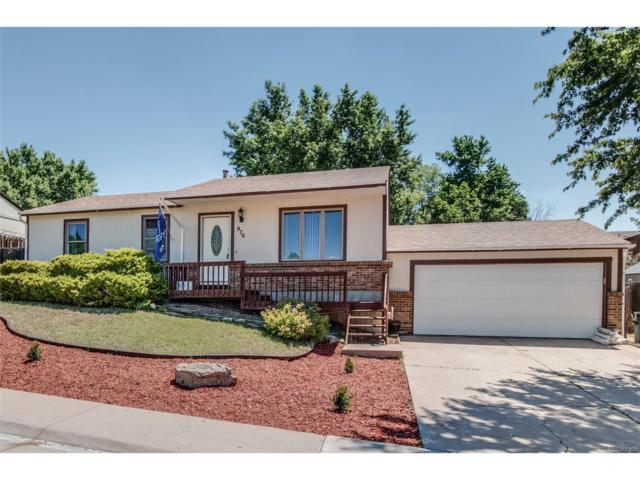 976 Pleasant View Street, Castle Rock, CO 80104 (MLS #3557783) :: 8z Real Estate