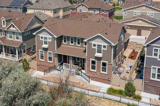 14794 E Crestridge Drive, Centennial, CO 80015 (MLS #3557926) :: Stephanie Kolesar