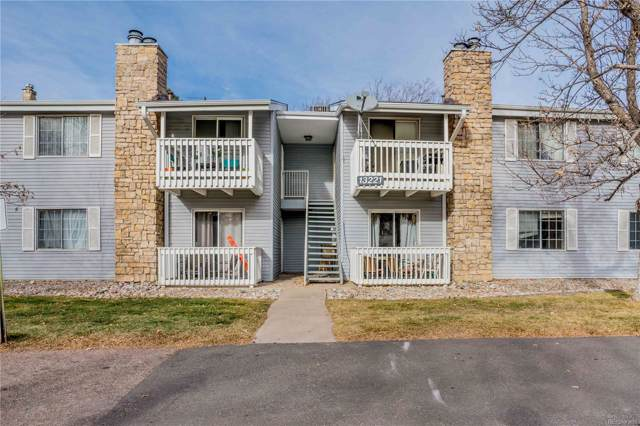 13221 E Asbury Drive #102, Aurora, CO 80014 (#3558218) :: Berkshire Hathaway Elevated Living Real Estate