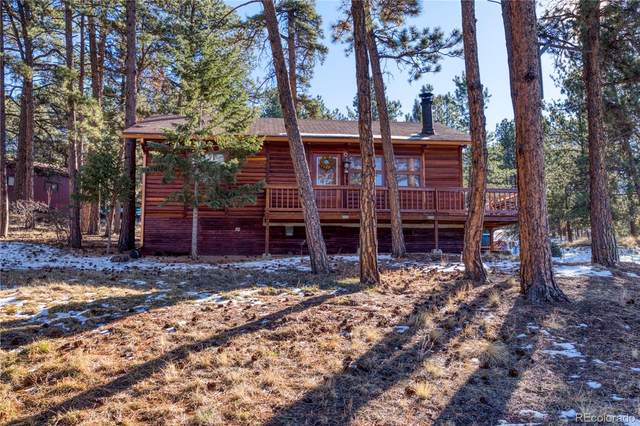 54 Arrowhead Lane, Florissant, CO 80816 (#3558271) :: The Dixon Group