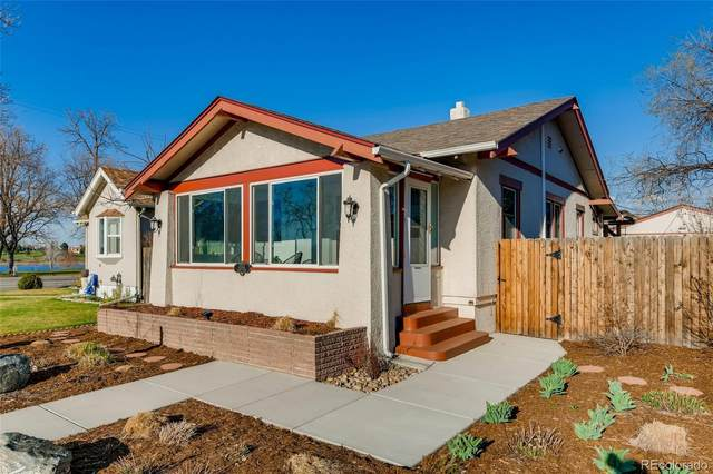 4584 Xavier Street, Denver, CO 80212 (MLS #3558277) :: The Sam Biller Home Team