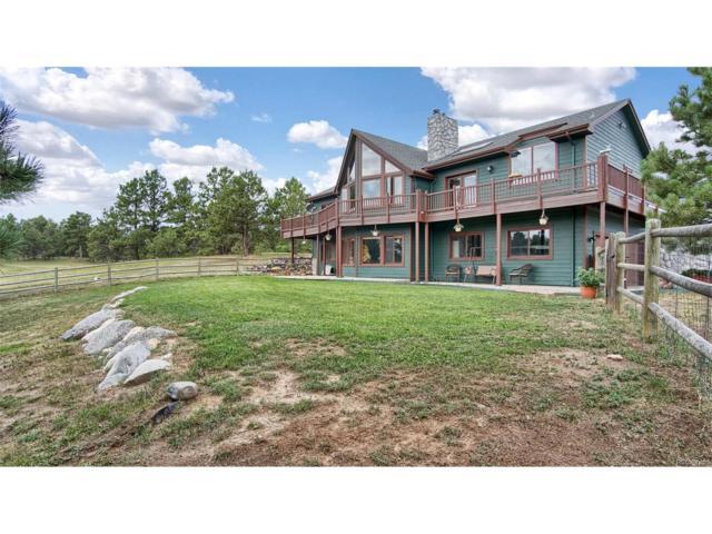 15707 Arfsten Road, Larkspur, CO 80118 (MLS #3558357) :: 8z Real Estate