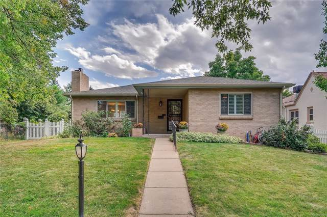 5020 W 33rd Avenue, Denver, CO 80212 (MLS #3558436) :: 8z Real Estate