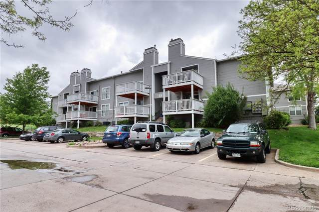 4460 S Pitkin Street #126, Aurora, CO 80015 (#3558544) :: Wisdom Real Estate