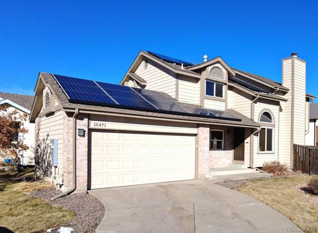 10471 W 83rd Place, Arvada, CO 80005 (#3558546) :: iHomes Colorado