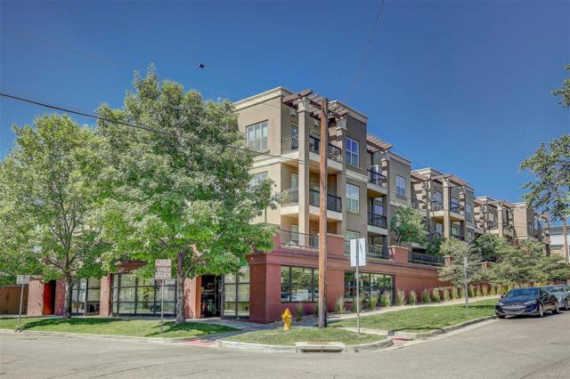 2195 Decatur Street #406, Denver, CO 80211 (#3558889) :: Bring Home Denver