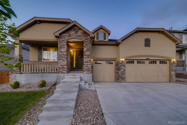 6202 S Jackson Gap Court, Aurora, CO 80016 (#3559461) :: The Heyl Group at Keller Williams