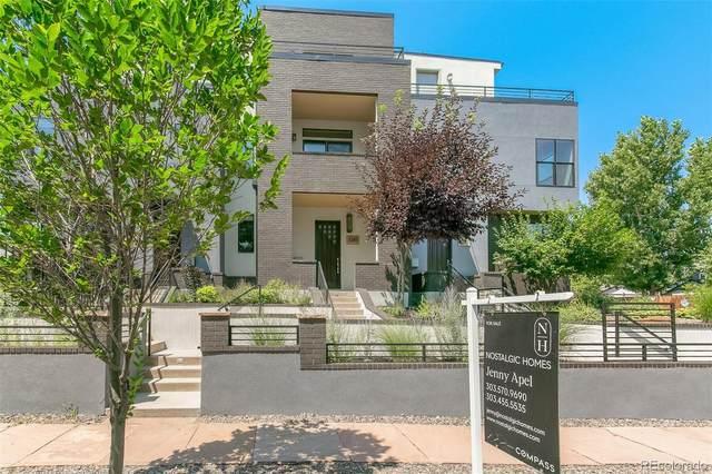 3287 Tennyson Street, Denver, CO 80212 (#3559493) :: Wisdom Real Estate