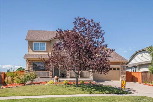 3037 S Lisbon Way, Aurora, CO 80013 (MLS #3559500) :: 8z Real Estate