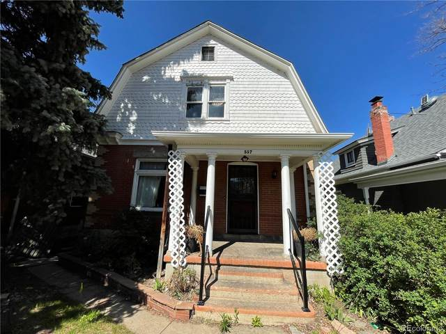 557 S Pearl Street, Denver, CO 80209 (MLS #3559597) :: Re/Max Alliance