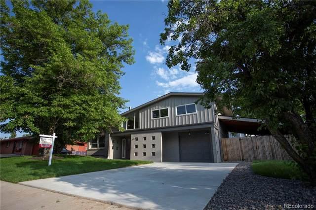 2036 E Mineral Avenue, Centennial, CO 80122 (#3559826) :: HomeSmart