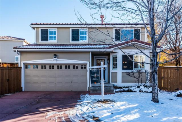 1115 Laurenwood Way, Highlands Ranch, CO 80129 (#3560104) :: The Heyl Group at Keller Williams