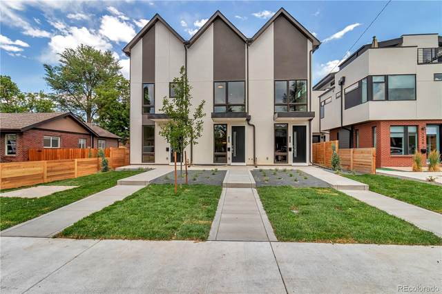 1454 N Xavier Street, Denver, CO 80204 (#3560611) :: The DeGrood Team