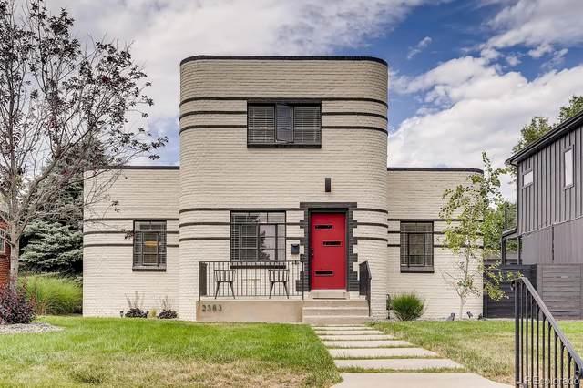 2383 Jasmine Street, Denver, CO 80207 (#3560639) :: milehimodern