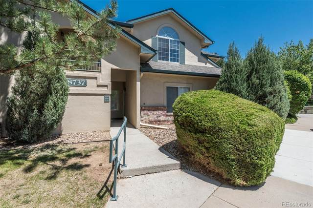 8737 E Dry Creek Road #1714, Centennial, CO 80112 (#3560726) :: The Heyl Group at Keller Williams