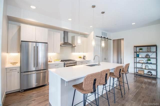 4885 S Monaco Street 108A, Denver, CO 80237 (MLS #3561010) :: 8z Real Estate