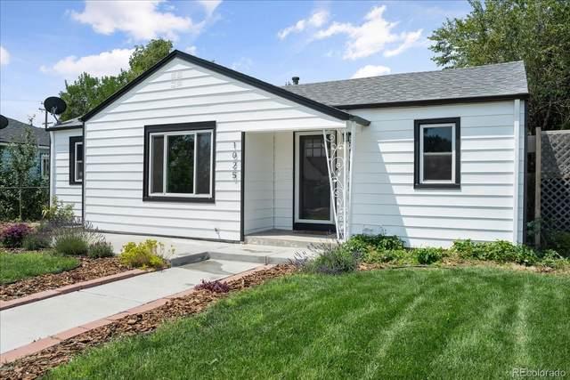 1025 King Street, Denver, CO 80204 (#3561161) :: Venterra Real Estate LLC