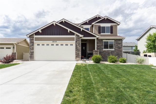 2233 Talon Parkway, Greeley, CO 80634 (#3561171) :: The DeGrood Team